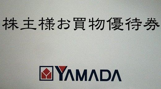 【株主優待】9月銘柄 ヤマダ電機の株主優待をご紹介!総合利回り10%以上!