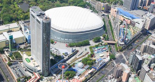 東京ドームより株主優待が届きました!優待内容は、得10チケットと自社商品券!