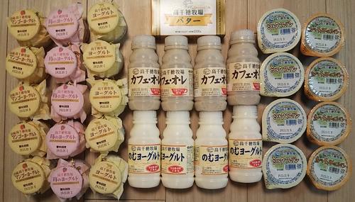 【楽天ふるさと納税】高千穂牧場乳製品詰め合わせが到着【都城市】