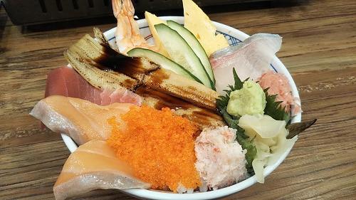 SFPの株主優待を使って磯丸水産で海鮮丼を食べてきました