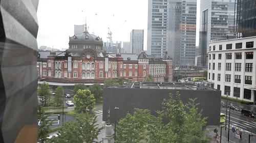 東京駅近辺で株主優待を使って食事を出来る場所