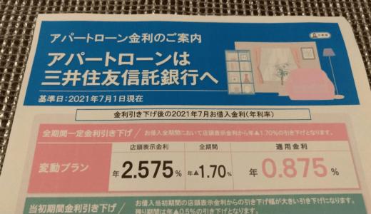 【土地活用】三井住友信託銀行に融資の相談に行ってきました